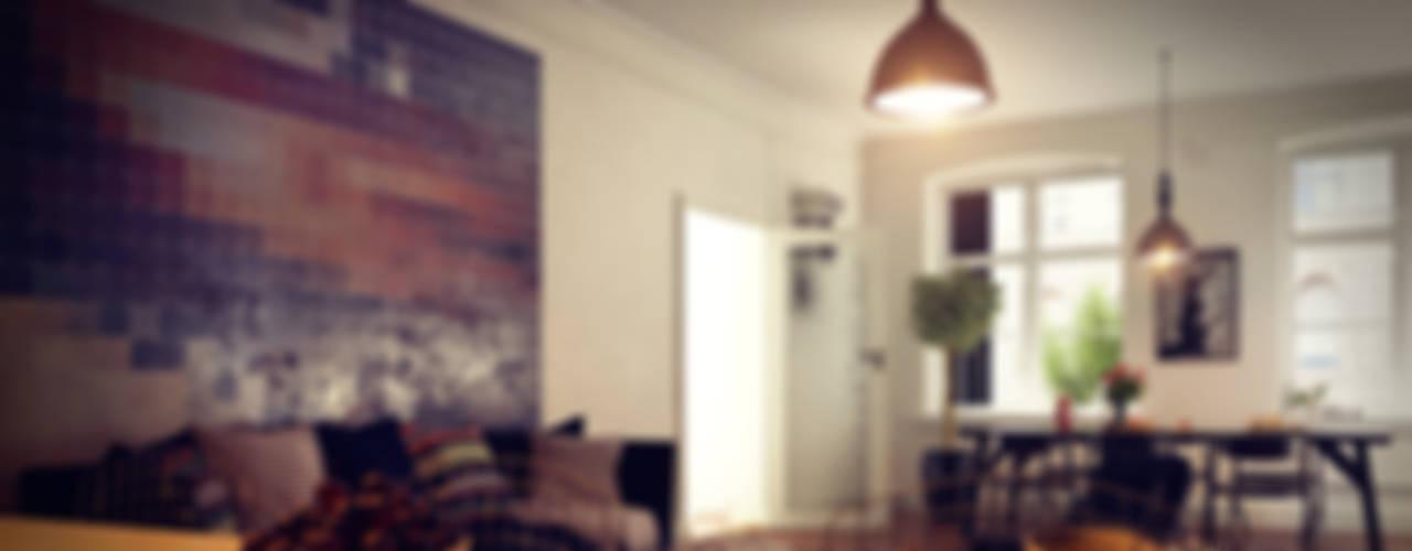 LIVING ROOM BA DESIGN Oturma OdasıAksesuarlar & Dekorasyon