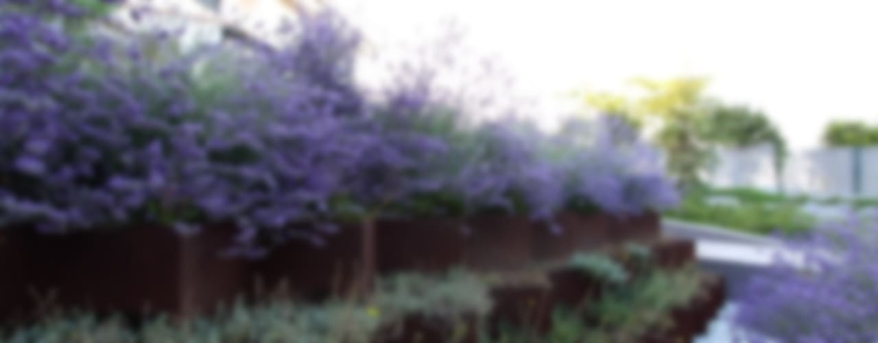 Jardines mediterráneos de Estudio de paisajismo 2R PAISAJE Mediterráneo