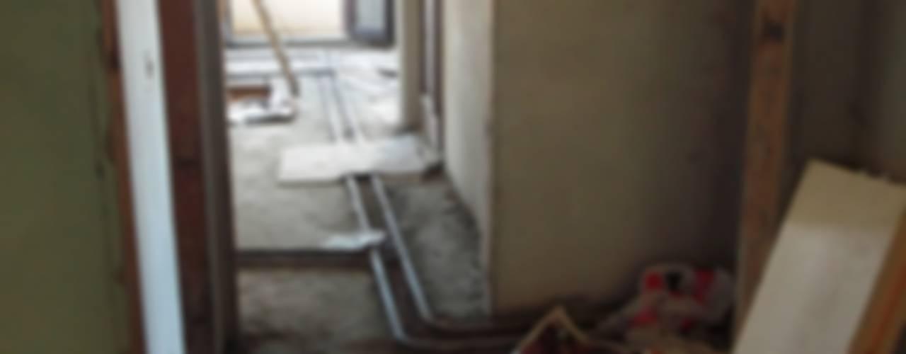 Ristrutturazione interna abitazione AMA_studio