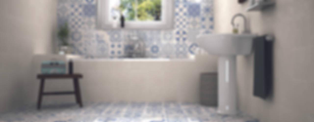 The Baked Tile Company :  tarz Banyo
