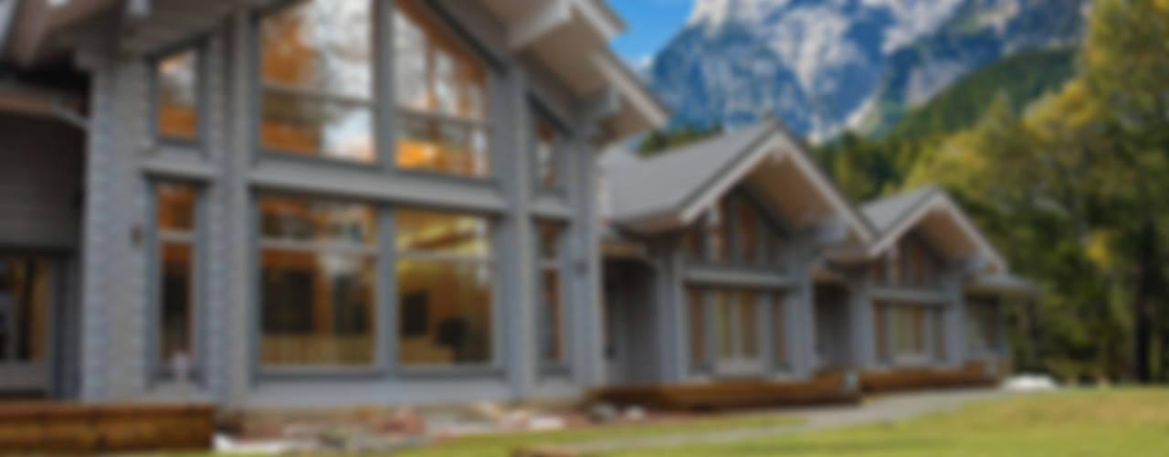 Golfclub Blockhaus Villa:  Veranstaltungsorte von Finnscania Blockhausfabrik