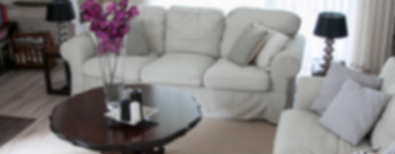 Living room by A&A Studio Wnętrz