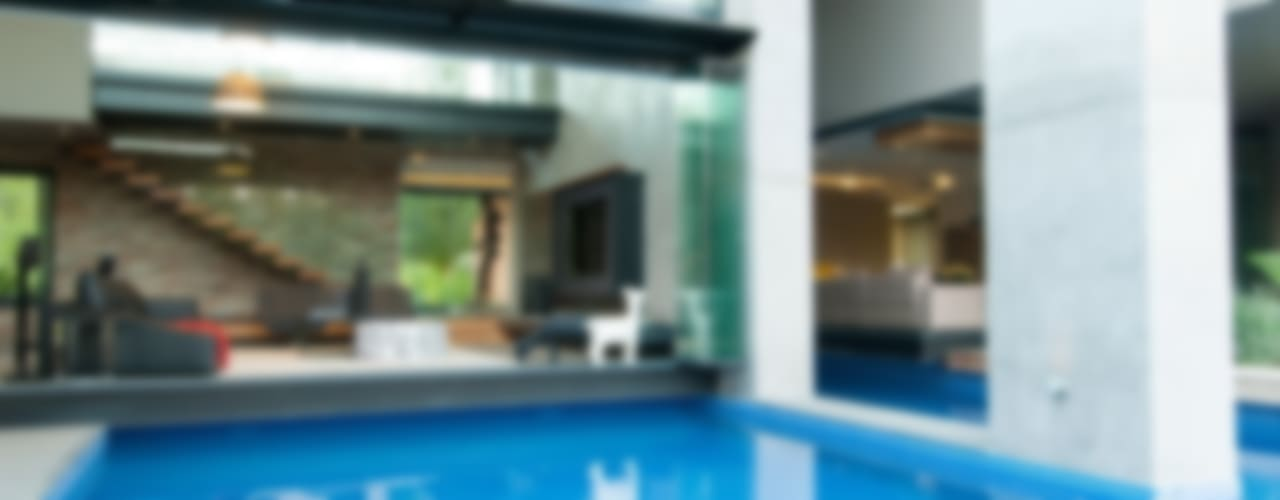 House in Blair Atholl Modern Terrace by Nico Van Der Meulen Architects Modern