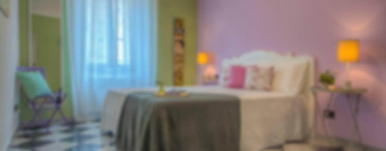 Ricondizionamento di appartamento destinato alla vendita nel centro storico di Finale Ligure di Lella Badano Homestager Classico
