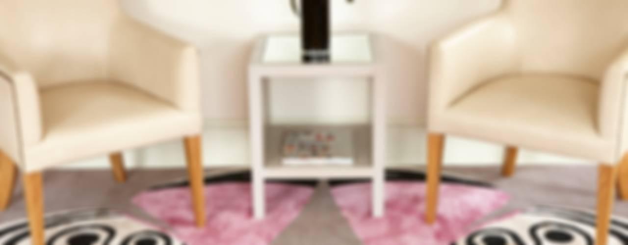 Deirdre Dyson BUTTERFLY rug collection Modern living room by Deirdre Dyson Carpets Ltd Modern