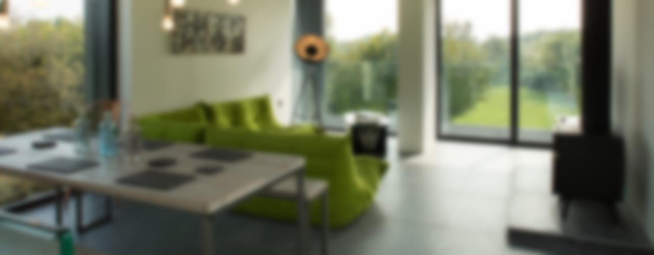 Patrick Bradley Architects:  tarz Oturma Odası,