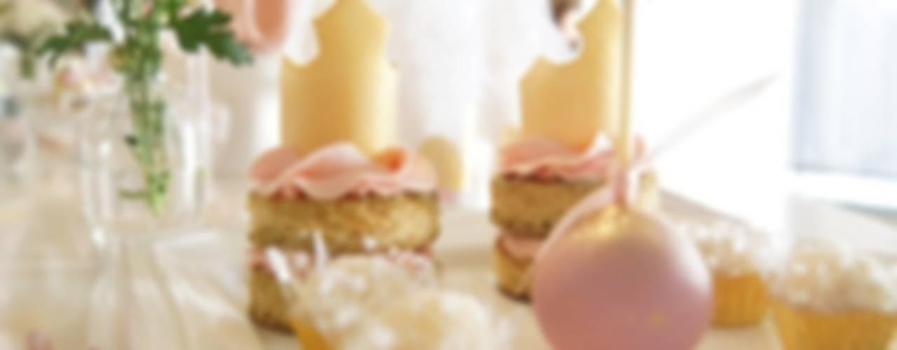 Batizado da Princesa Sofia! por Lima Limão- Festas com charme Clássico