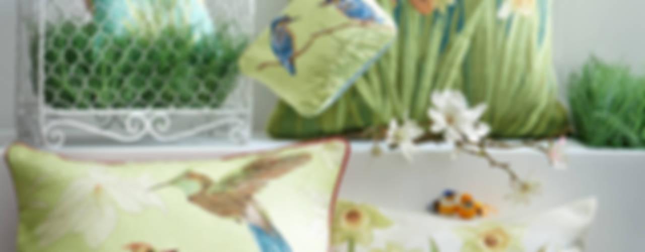 Cushions por Tissage Art de Lys Clássico