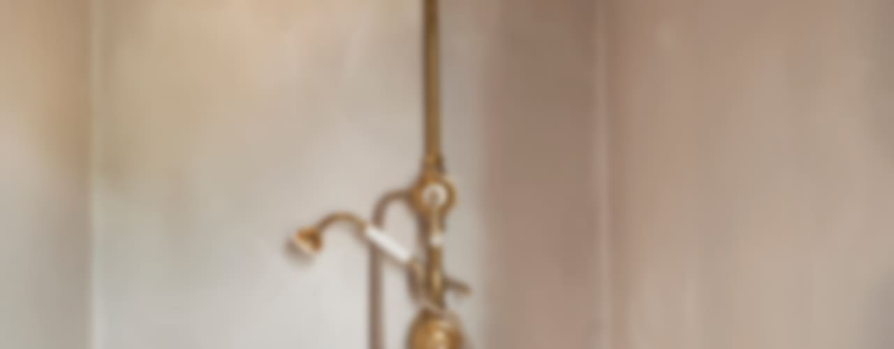 Drummond's Case Study: London Townhouse, Notting Hill por Drummonds Bathrooms Minimalista