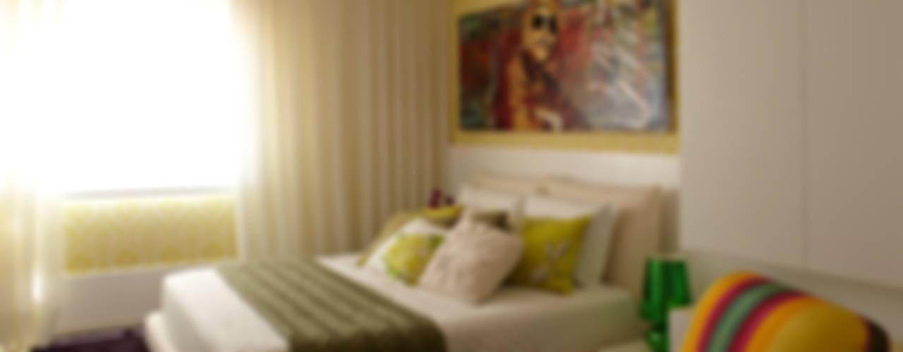 Apartamento em Perdizes Quartos modernos por Lovisaro Arquitetura e Design Moderno