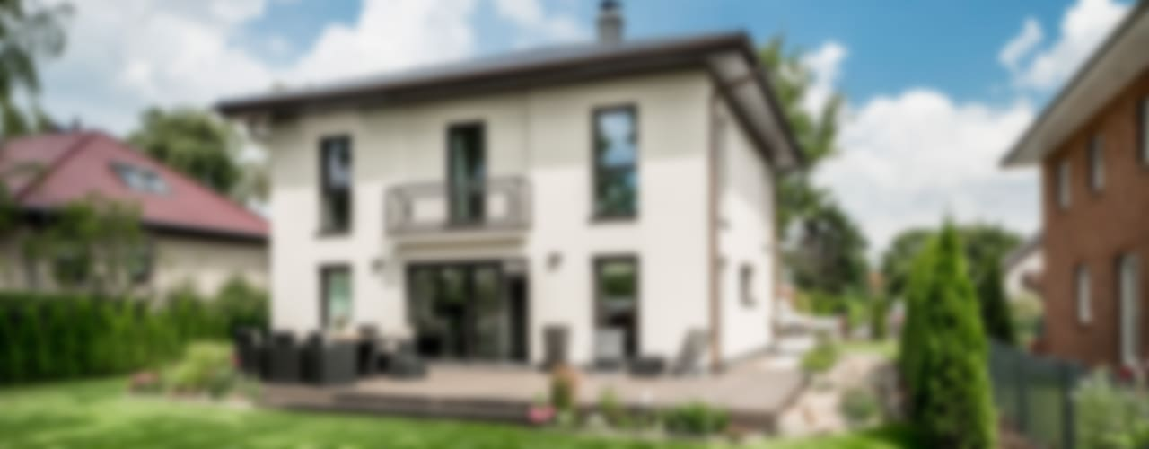 Rumah oleh Bertram Bölkow Fotodesign, Modern