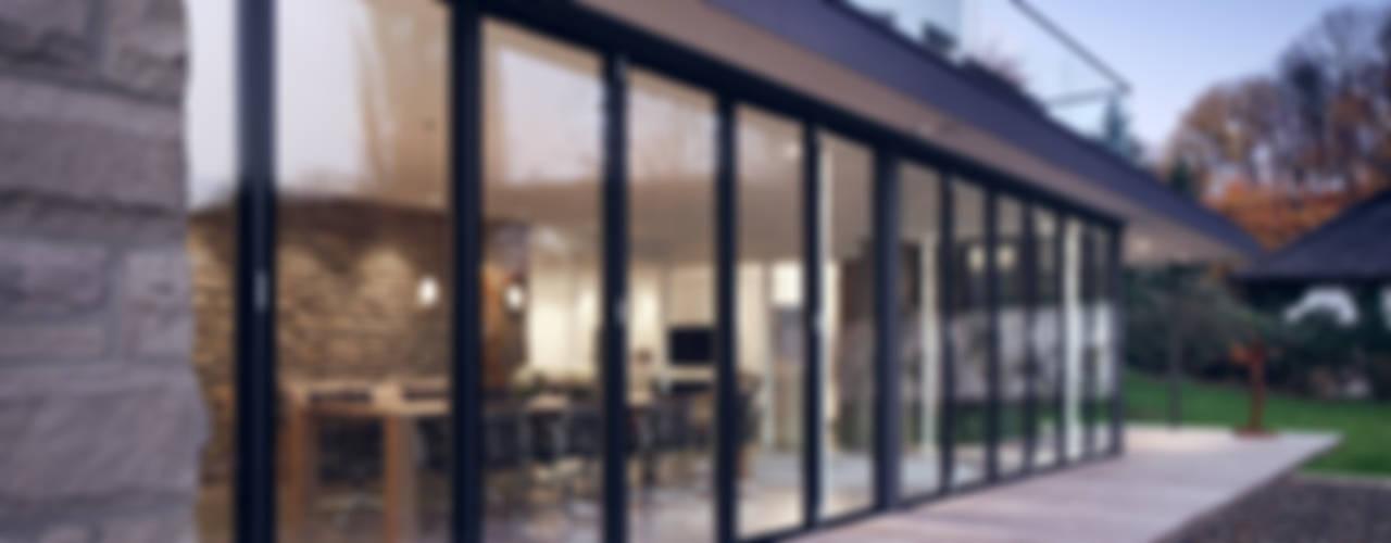 Terrazas de estilo  por Solarlux GmbH, Moderno