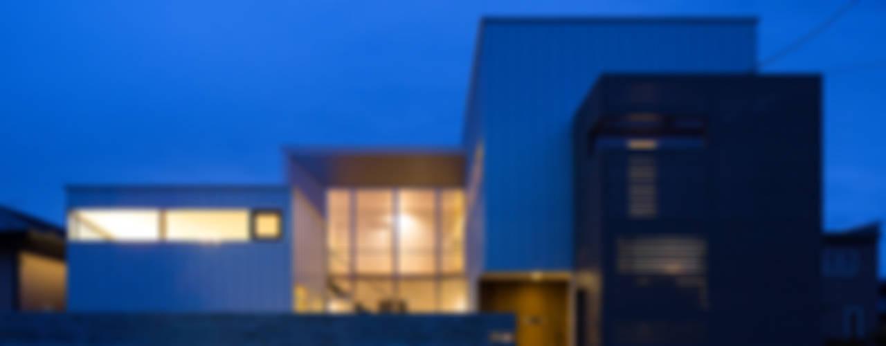 一級建築士事務所 Atelier Casa의  주택,