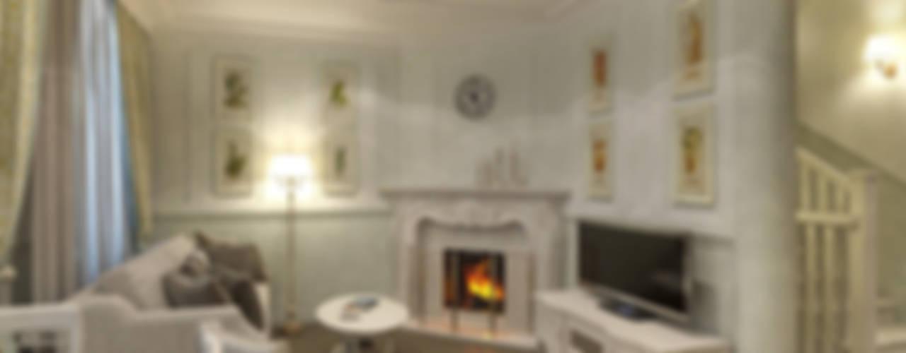 Klassische Wohnzimmer von Aledoconcept Klassisch