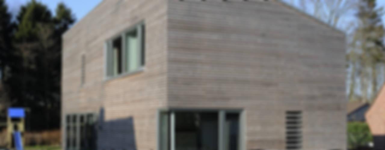 Haus S Moderne Häuser von JEBENS SCHOOF ARCHITEKTEN Modern