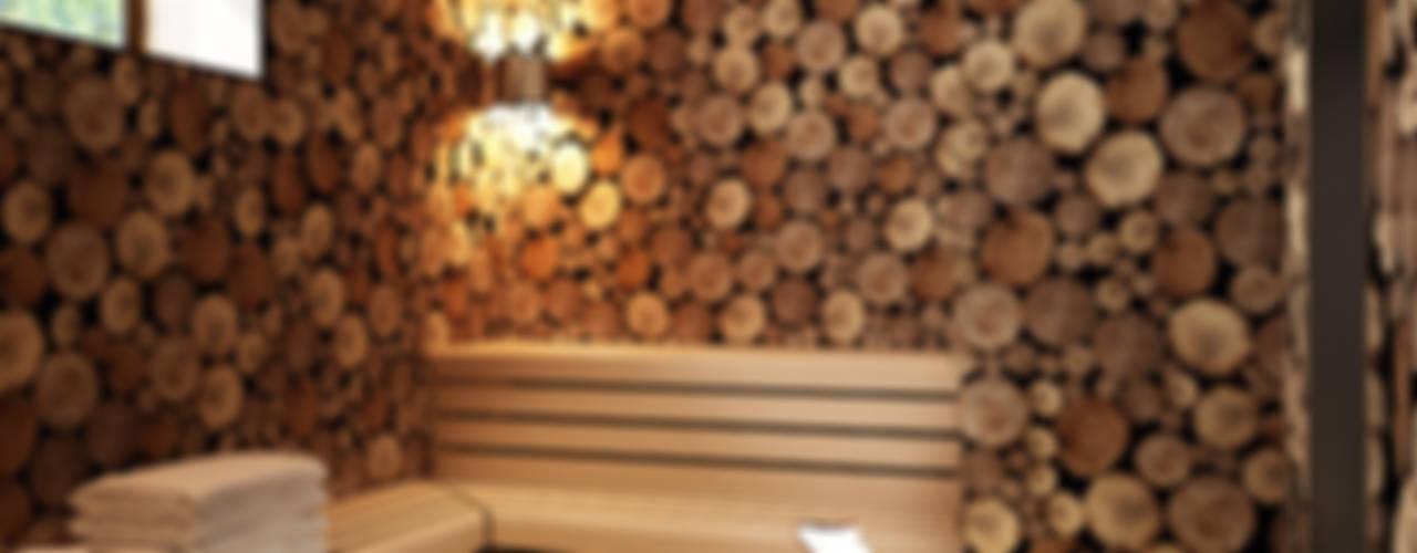 Minimalist spa by Валерия Лазарева - архитектор, дизайнер интерьера Minimalist