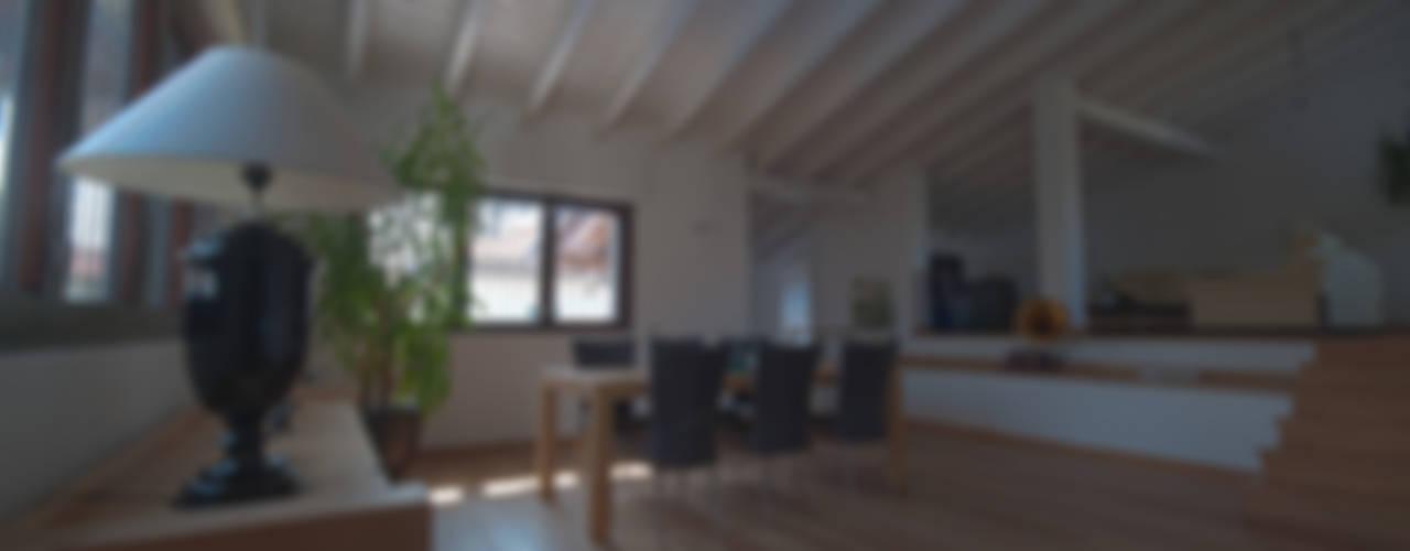 SPAZIO E PROFONDITA' di macioce -tamborini Architetti Associati Moderno