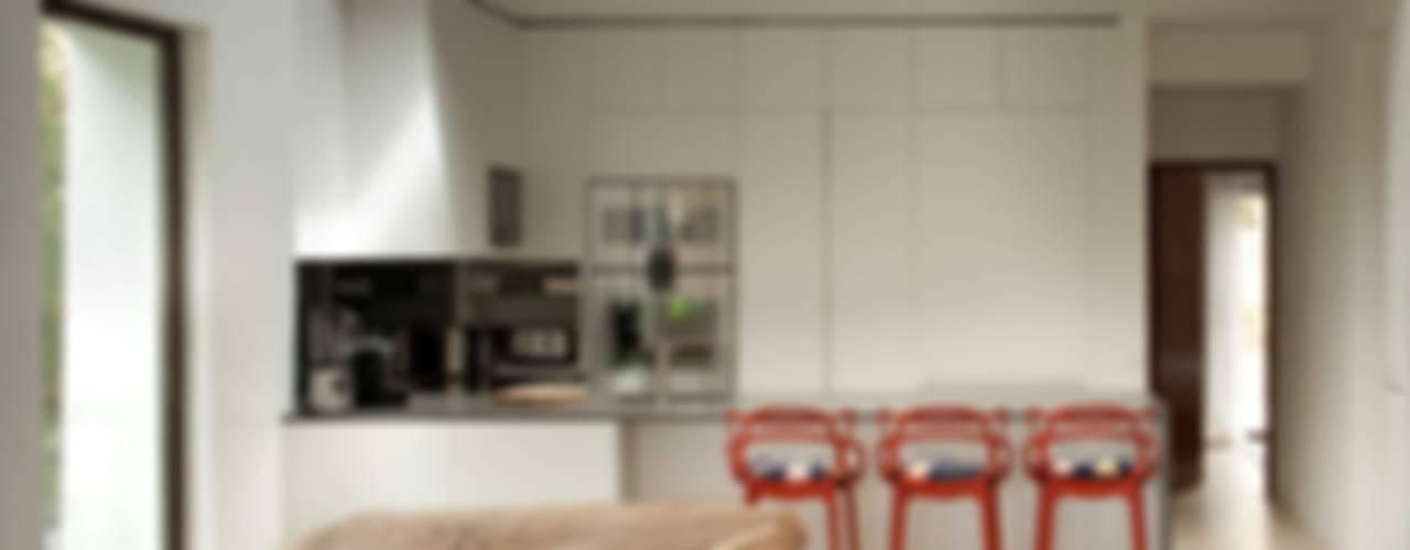 Ibiza House Mediterranean style kitchen by TG Studio Mediterranean