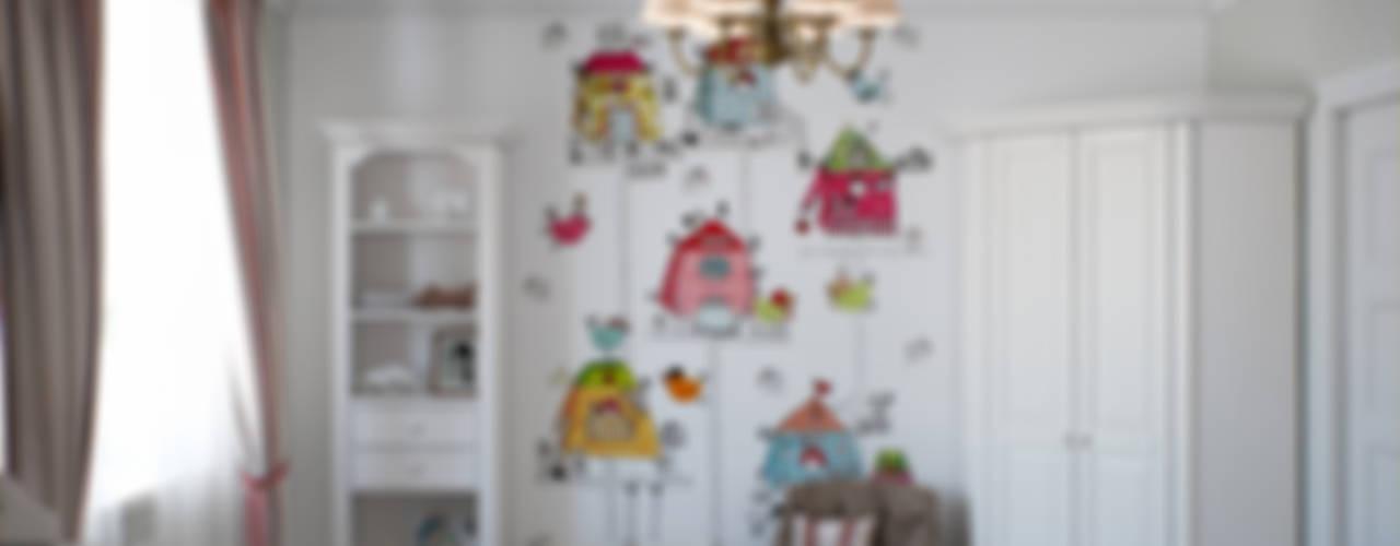Projekty,  Pokój dziecięcy zaprojektowane przez Center of interior design, Eklektyczny