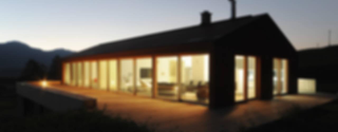 Casas modernas por Carlos Zwick Architekten Moderno