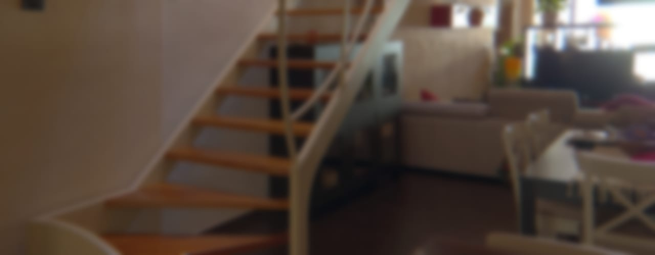 Ristrutturazione d'interni, RESIDENZIALE: Sala da pranzo in stile  di Studio Architettura Arch. Francesca Tronci