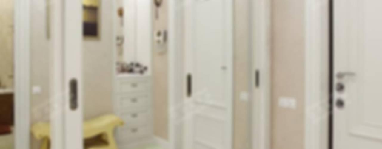 Дизайн квартиры на Мытной. Фото интерьеров: Коридор и прихожая в . Автор – Дизайн студия Ольги Кондратовой