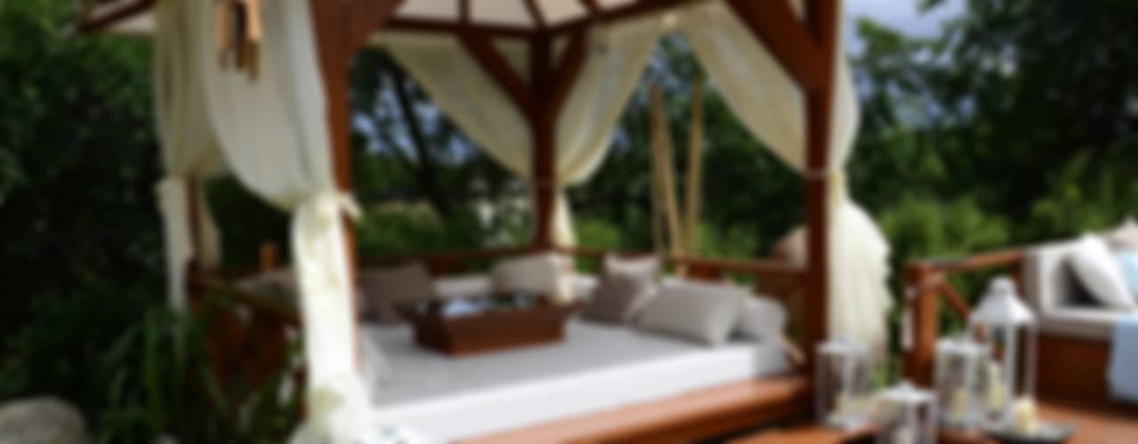 Projekty,  Ogród zaprojektowane przez homify, Azjatycki