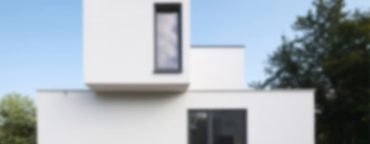 Дома в стиле минимализм от Zalewski Architecture Group Минимализм