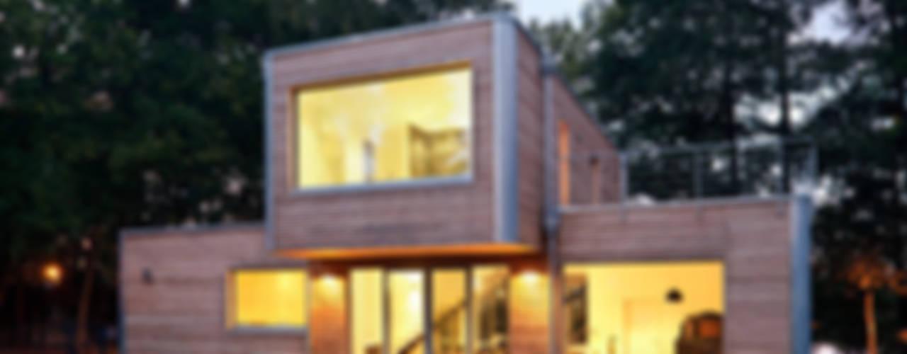 Modern home by Müllers Büro Modern