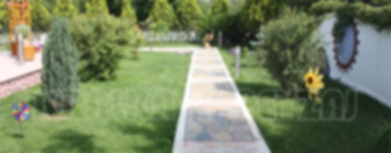 Kralkaya Peyzaj Havuz Fıskiye Sist. ve Pompa Mim. Müh. İnş. Ltd. Şti  – Peyzaj Uygulamaları:  tarz Bahçe