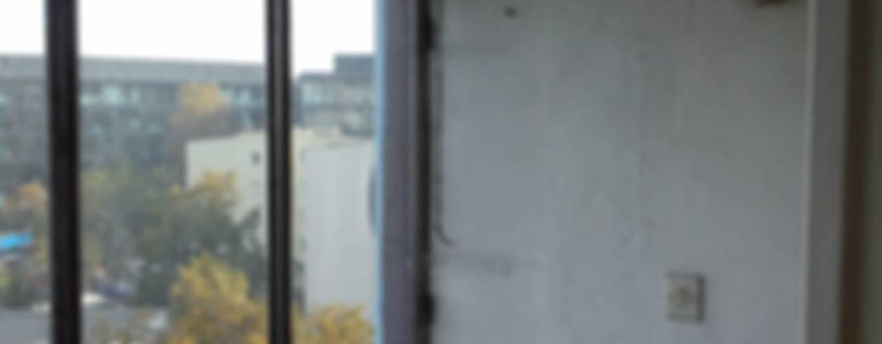 de style  par studio wnętrz URBAN-DESIGN, Minimaliste
