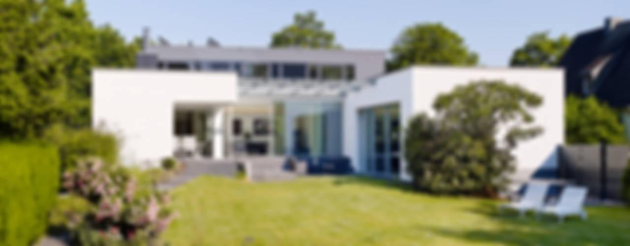 Gritzmann Architekten Case in stile minimalista