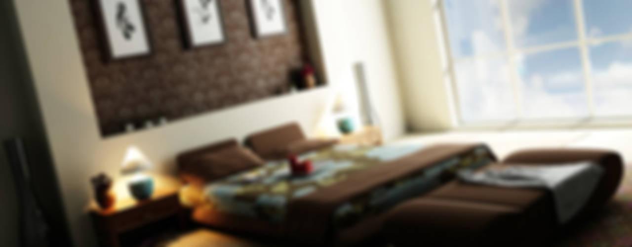 Dormitorios de estilo mediterráneo de Ev TAdilatları Mediterráneo