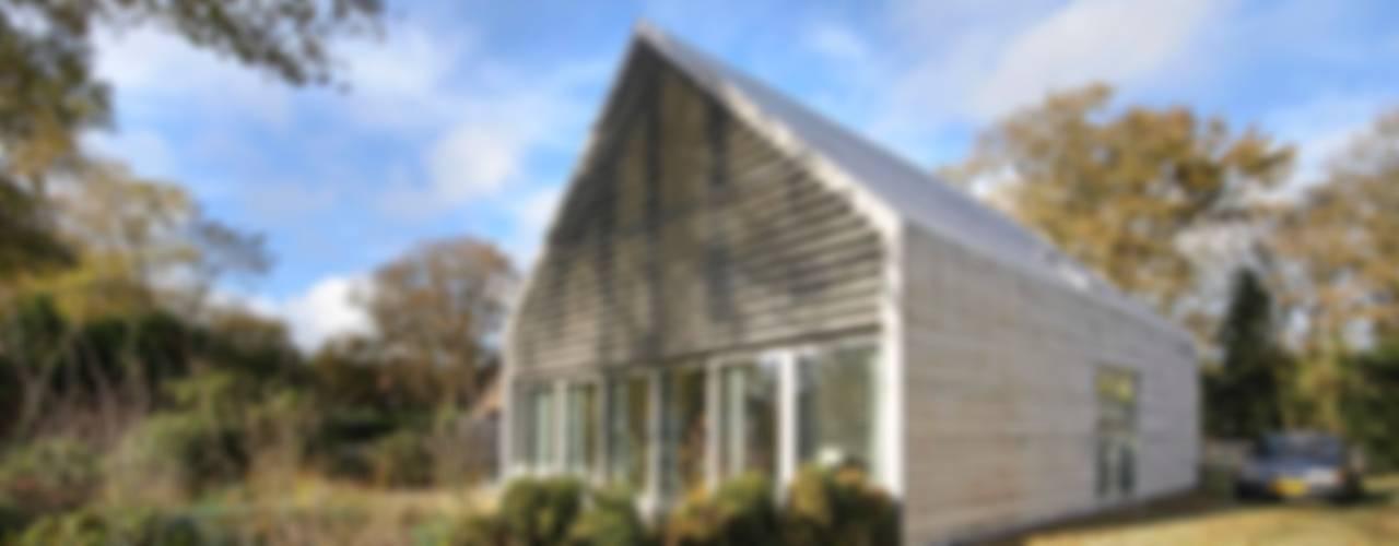 Lofthome Bergen (NH) Moderne huizen van Blok Kats van Veen Architecten Modern