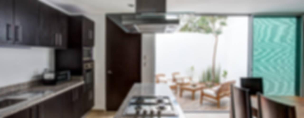 Cocinas de estilo minimalista de Grupo Arquidecture Minimalista