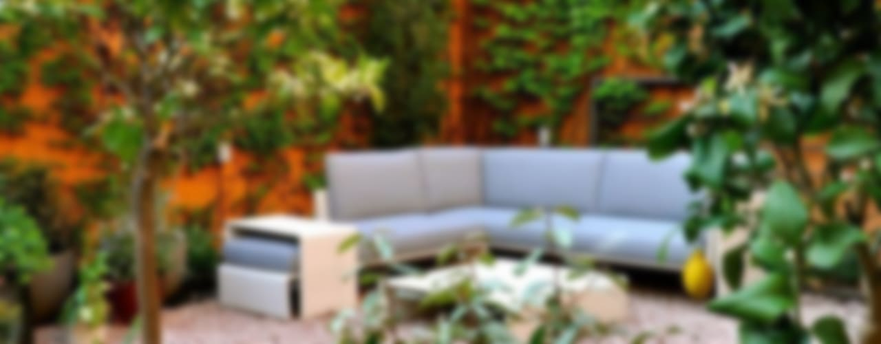ésverd - jardineria & paisatgisme Eclectic style gardens