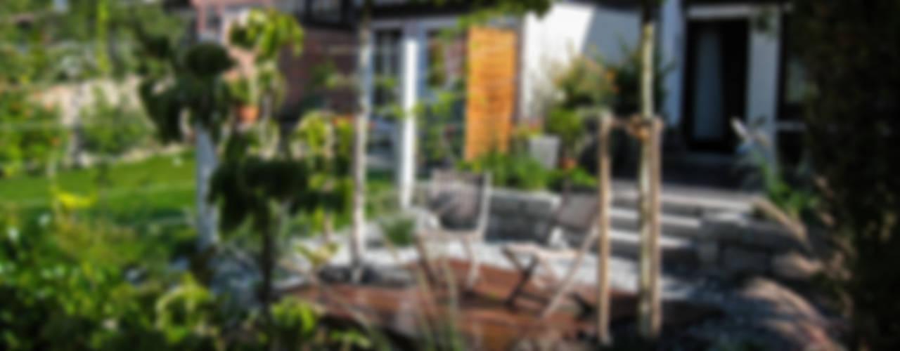 庭院 by -GardScape- private gardens by Christoph Harreiß