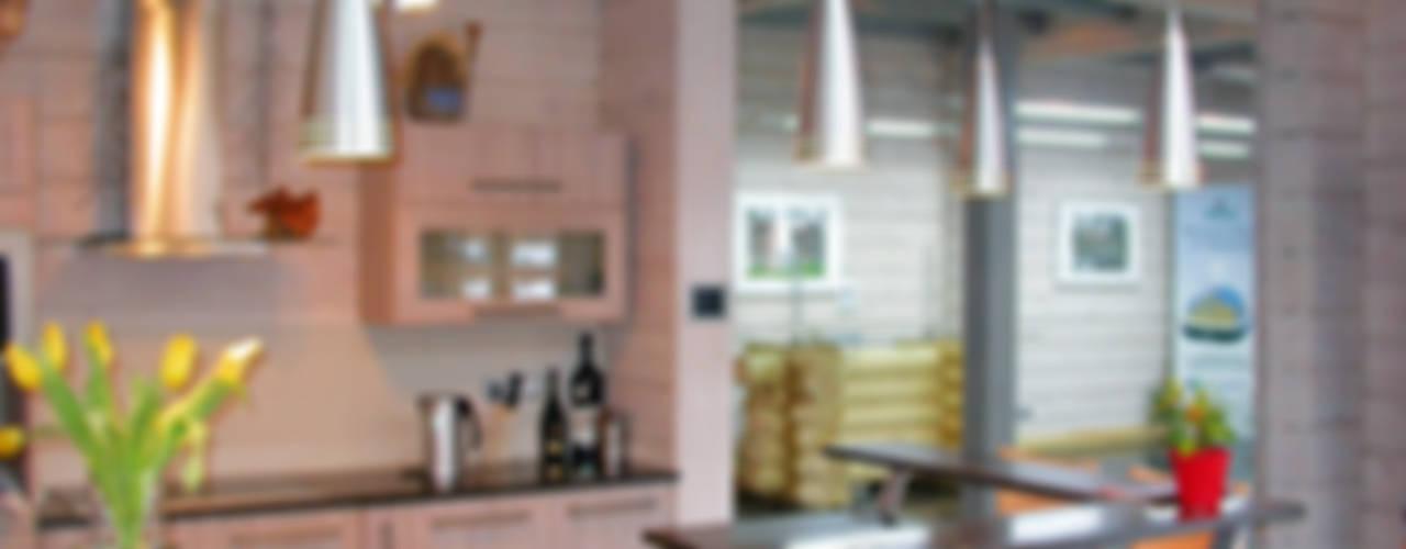 Cozinhas modernas por homify Moderno