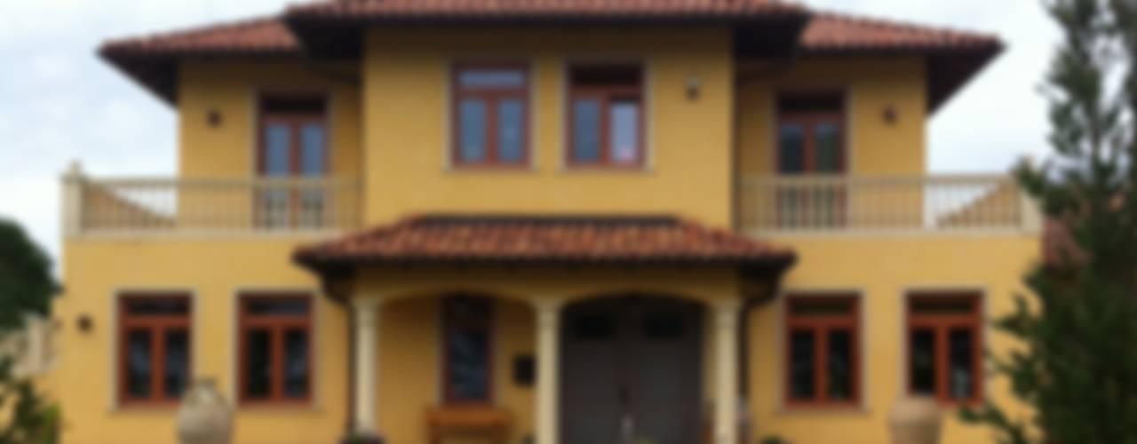Mediterranean style houses by Rita Meyer, Architektin Mediterranean