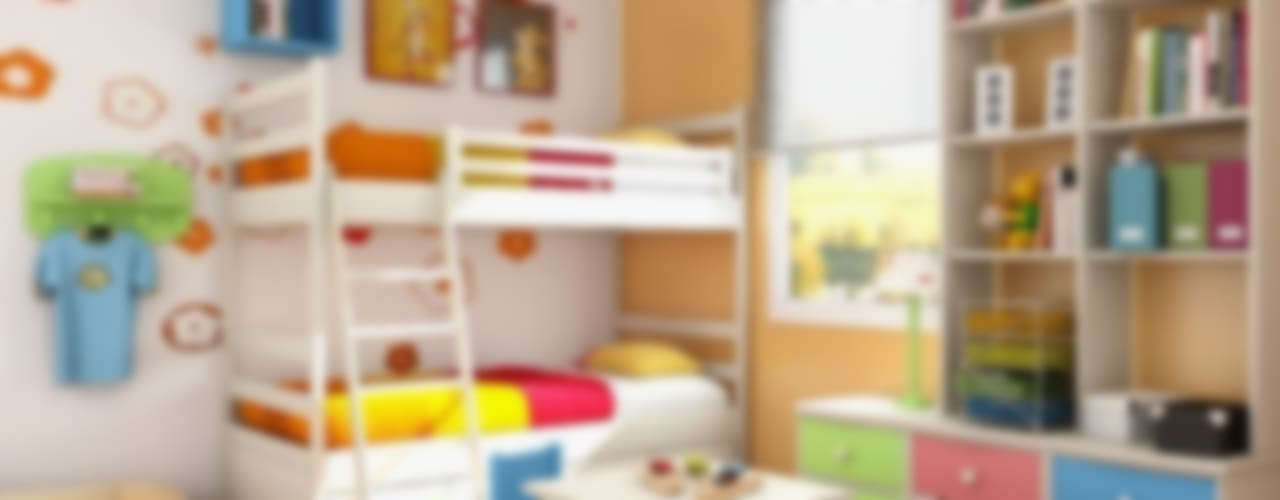 Dormitorios infantiles de estilo  por Tadilat Firması  , Moderno