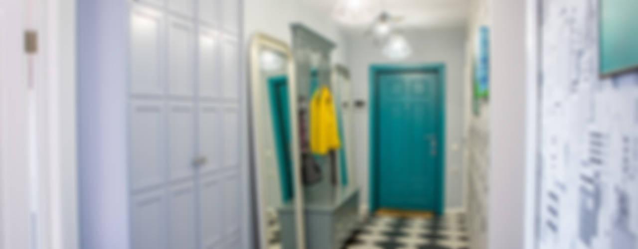 Corridor & hallway by Фотограф Анна Киселева, Eclectic