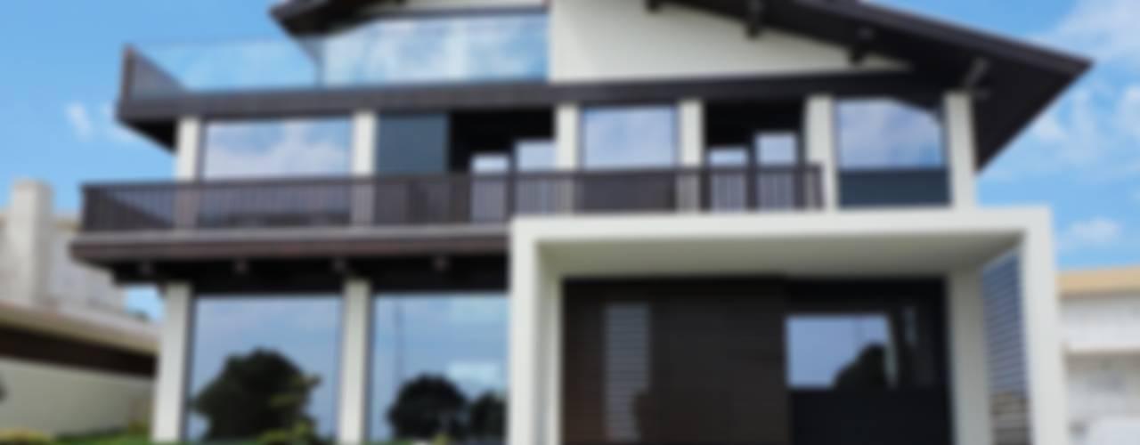 GAAPE - ARQUITECTURA, PLANEAMENTO E ENGENHARIA, LDA Ausgefallene Häuser