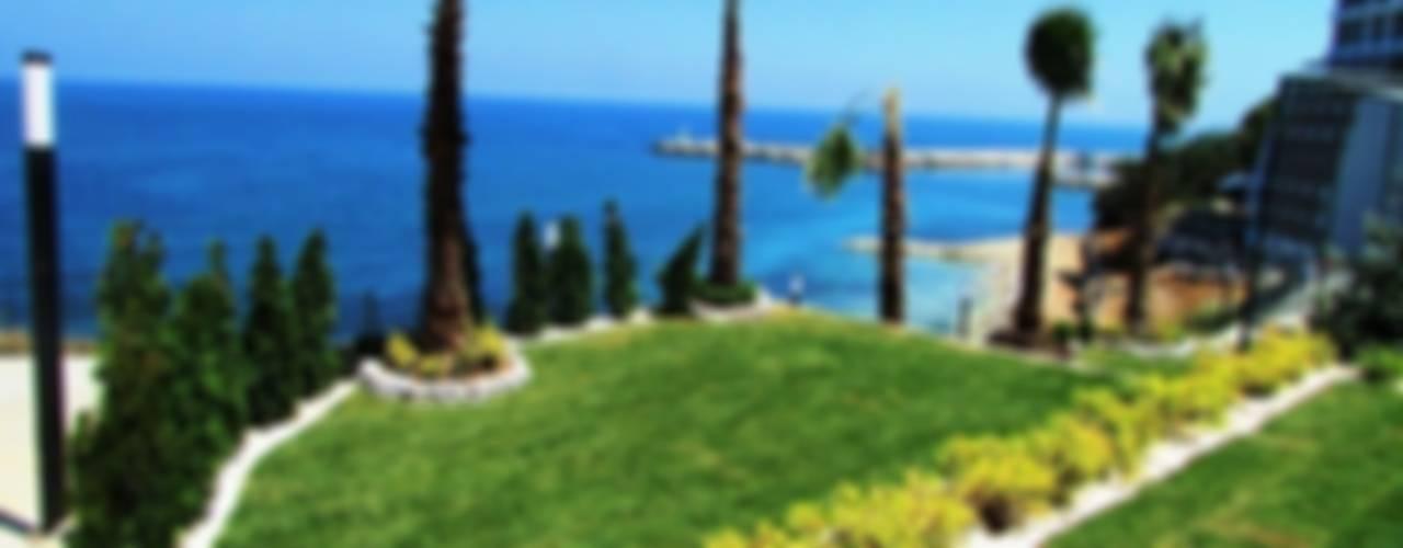 Akdeniz Bahçe homify Akdeniz