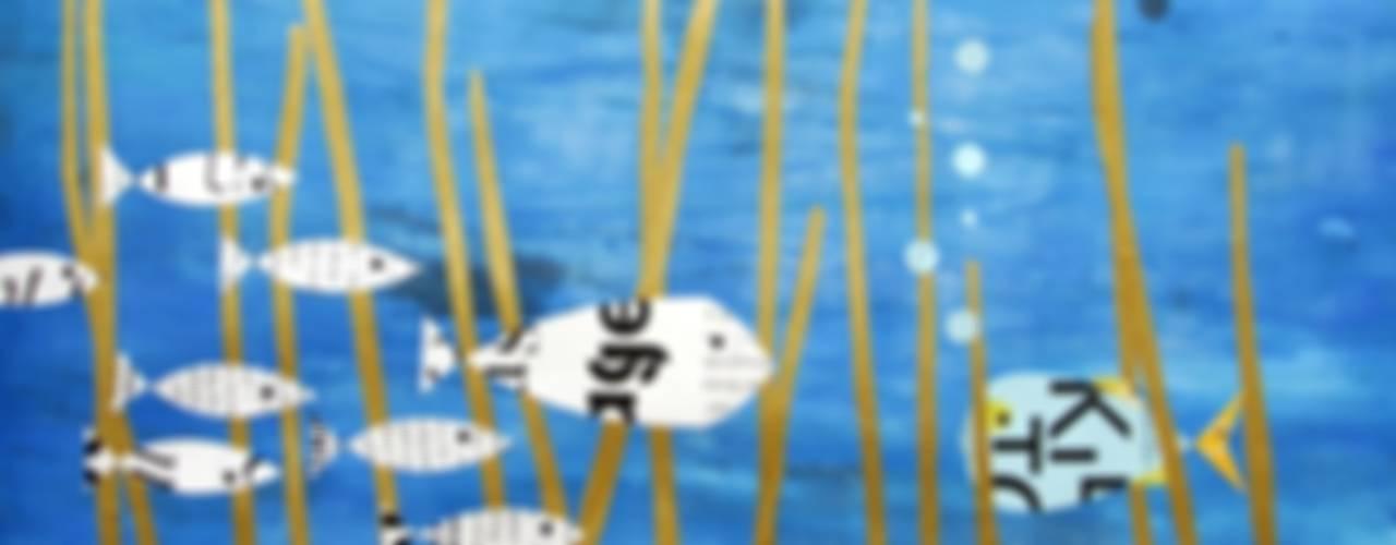 Schablonella - Starterbox von team kasimir Tropisch