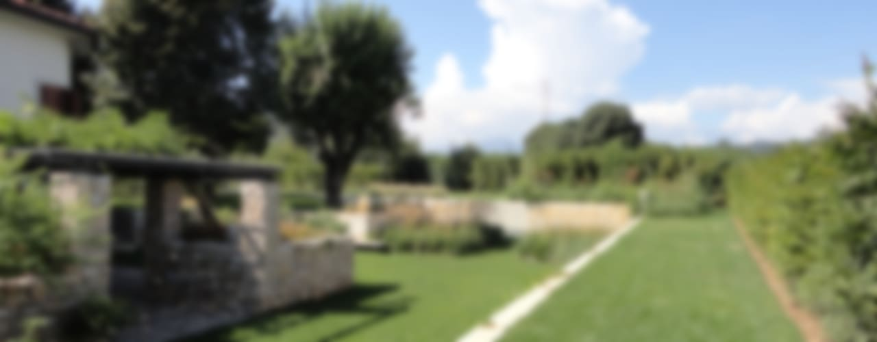 Modern Garden by matiteverdi Modern