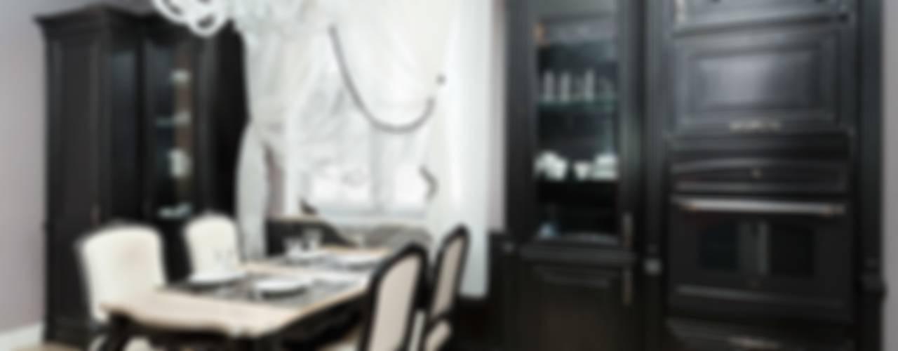 Дом в г.Калининграде Кухня в классическом стиле от AGRAFFE design Классический