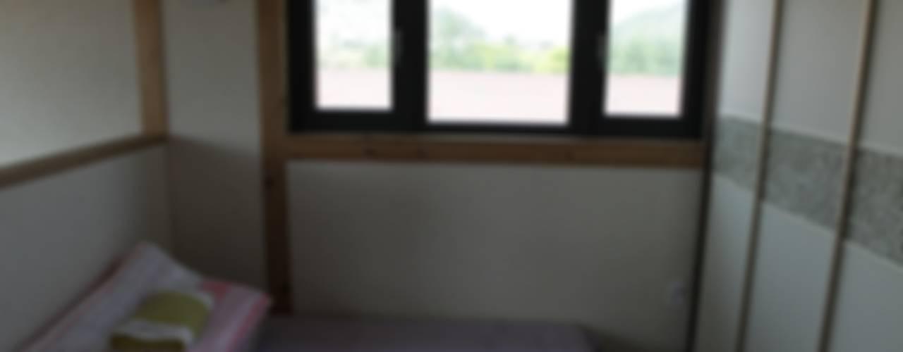 B 모던스타일 침실 by E-포레스트 모던