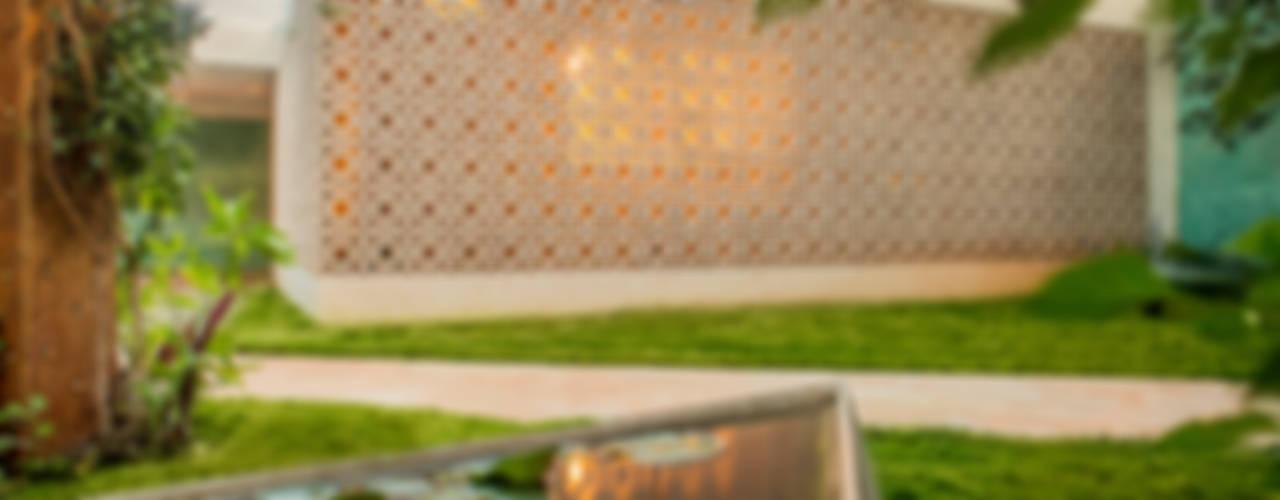 Pabellón 3e: Casas de estilo  por TACO Taller de Arquitectura Contextual