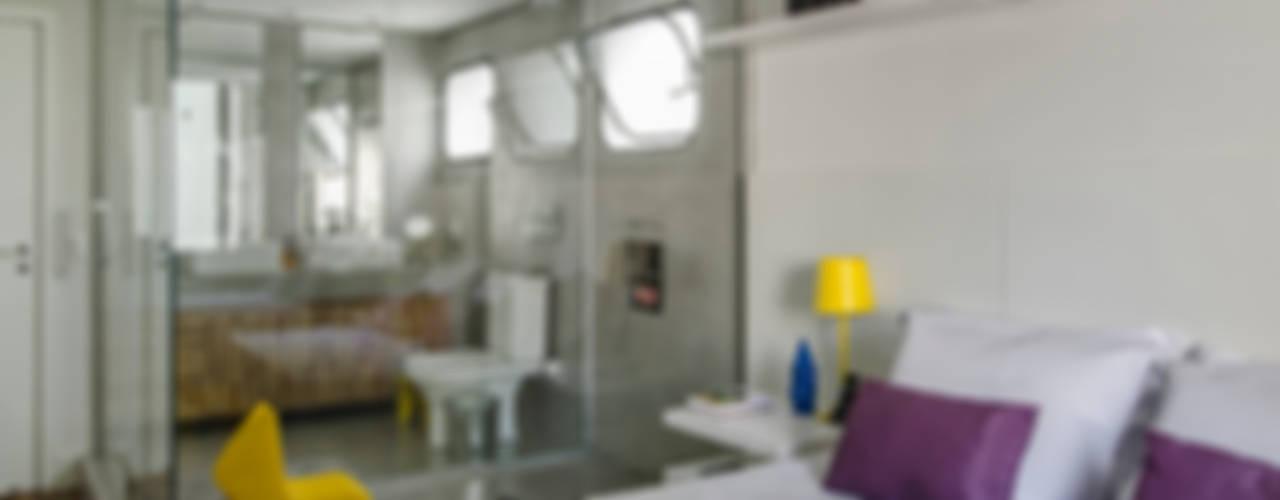 Спальня в стиле модерн от Marcella Loeb Модерн
