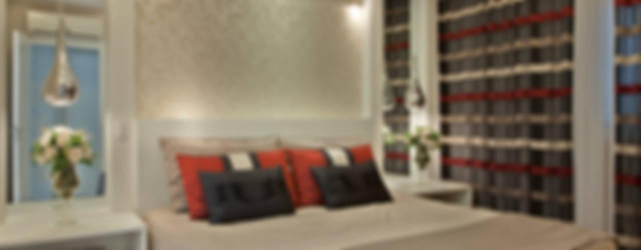 Moderne slaapkamers van Designer de Interiores e Paisagista Iara Kílaris Modern